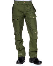 Last Season's Deals - Utilitarian Cargo Pants-1435476