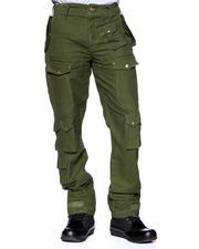 Psyberia - Utilitarian Cargo Pants-1435476