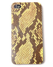 Accessories - Python Premium Leather Iphone Sticker