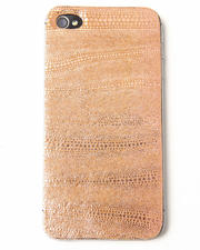 Accessories - Peach Lust Premium Leather Iphone Sticker