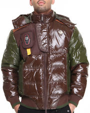 Last Season's Deals - PSYBERIAN JACKET-972209