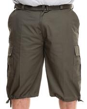 *Cinco de Mayo Sale Shop* - Cargo Shorts with Belt (B&T)