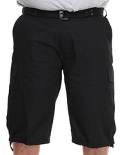 Basic Essentials - Cargo Shorts with Belt (B&T)-1761108