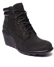 "Timberland - Amston 6"" Wedge Boots"