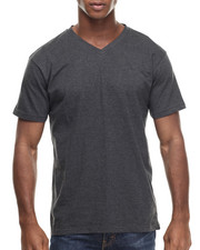 Basic Essentials - V - Neck S/S Tee