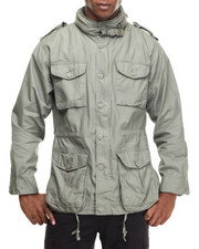 Men - Rothco Vintage Lightweight M-65 Jacket