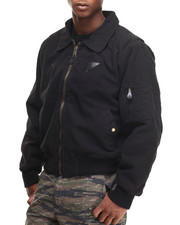 DRJ Army/Navy Shop - Rothco Vintage B-15A Bomber Jacket