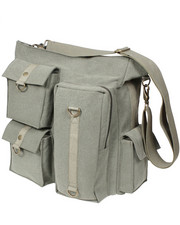 Rothco - Rothco Vintage Multi Pocket Messenger Bag-1891704