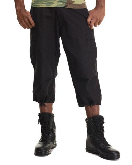DRJ Army/Navy Shop - Rothco 6-Pocket BDU 3/4 Pants