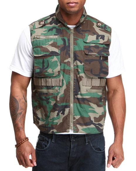 Rothco - Rothco Vintage Ranger Vest