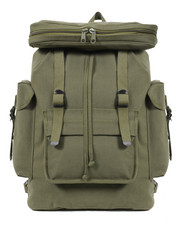 The Fourth Shop - Rothco Canvas European Style Rucksack-1917150