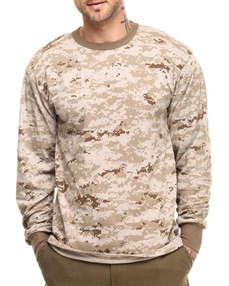 Rothco - Rothco Long Sleeve Digital Camo T-Shirts