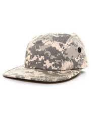 Rothco - Rothco 5 Panel Military Street Cap ACU Digital Camo-1928198