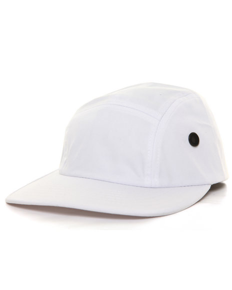 Rothco - Rothco 5 Panel Military Street Cap White