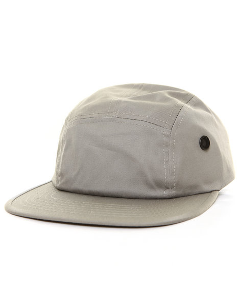 Rothco - Rothco 5 Panel Military Street Cap Grey