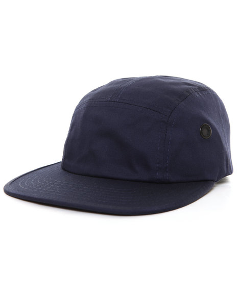 Rothco - Rothco 5 Panel Military Street Cap Blue