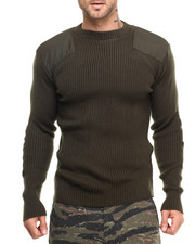 DRJ Army/Navy Shop - Rothco G.I. Style Acrylic Commando Sweater-1931868