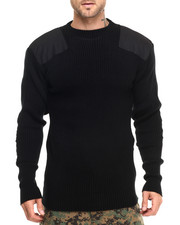 Men - Rothco G.I. Style Acrylic Commando Sweater