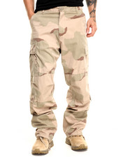 DRJ Army/Navy Shop - Rothco Vintage Camo Paratrooper Fatigue Pants-1931884