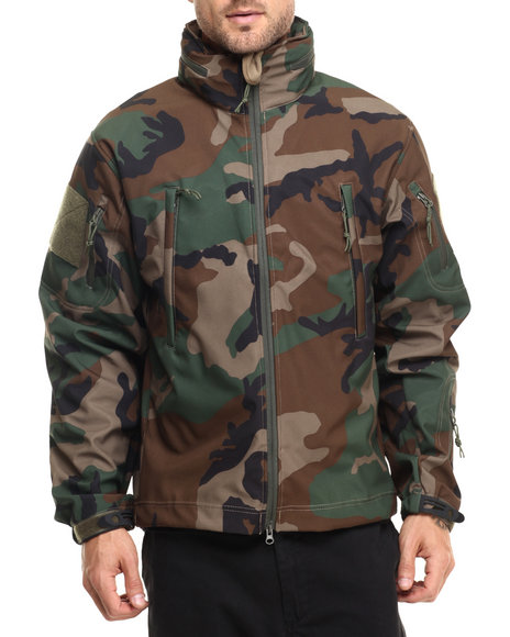 Rothco - Rothco Special Ops Tactical Softshell Jacket