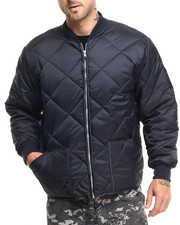 DRJ Army/Navy Shop - Rothco Diamond Nylon Quilted Flight Jacket-1932032