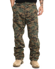 DRJ Army/Navy Shop - Rothco Vintage Camo Paratrooper Fatigue Pants-1932082