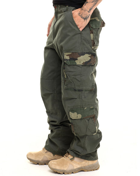 Rothco - Rothco Vintage Accent Paratrooper Fatigues