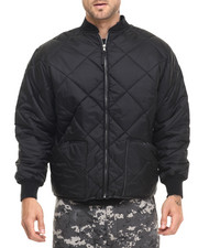 DRJ Army/Navy Shop - Rothco Diamond Nylon Quilted Flight Jacket-1932109