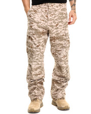 DRJ Army/Navy Shop - Rothco Vintage Camo Paratrooper Fatigue Pants-1932114