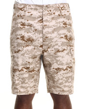 The Fourth Shop - Rothco Camo BDU Shorts-1932119