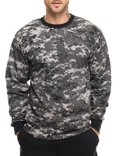 DRJ Army/Navy Shop - Rothco Long Sleeve Digital Camo T-Shirts-1932148