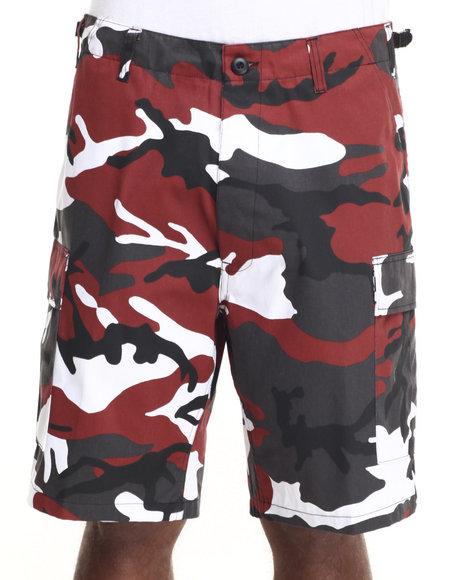 Rothco - Rothco Colored Camo BDU Shorts