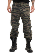 DRJ Army/Navy Shop - Rothco Vintage Camo Paratrooper Fatigue Pants-1932065