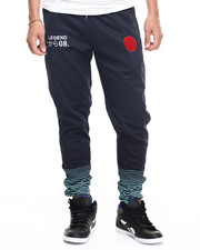 Pink Dolphin - RISING SUN TRACK PANTS
