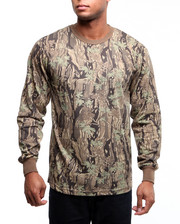 DRJ Army/Navy Shop - Rothco Long Sleeve Camo T-Shirt-1925925