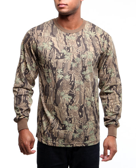 cc2d4b8fd Buy Rothco Long Sleeve Camo T-Shirt Men's Shirts from Rothco. Find ...