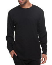 Thermals - Fitted Lightweight Crew Neck L/S Thermal-1944636