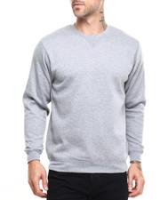 Basic Essentials - L/S Crew Neck Sweatshirt-1945855