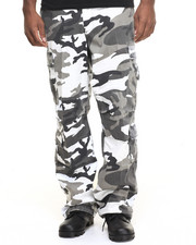 DRJ Army/Navy Shop - Rothco Vintage Camo Paratrooper Fatigue Pants-1946794