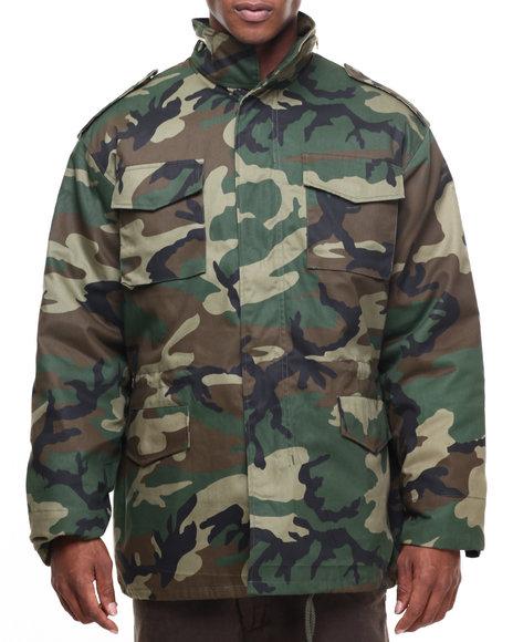 Rothco - Rothco M-65 Camo Field Jacket