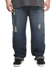 Holiday Shop - Tacked Denim Jeans (B&T)