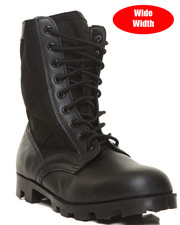 Rothco - Rothco Black G.I. Type Speedlace Jungle Boot (WIDE Width)-1946640