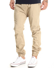 Pants - Drop Crotch Stretch Twill Jogger-1954462