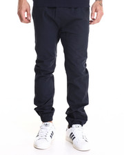 Cyber Monday Shop - Men - Drop Crotch Stretch Twill Jogger-1954383