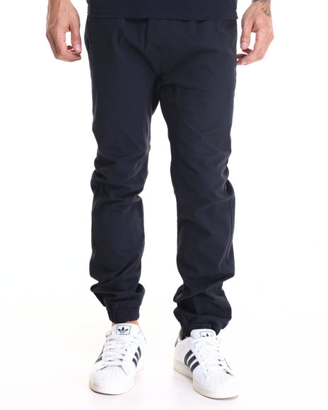 Buyers Picks - Drop Crotch Stretch Twill Jogger