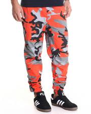 Pants - Orange Camo Jogger-1954388