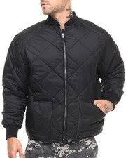 Rothco - Rothco Diamond Nylon Quilted Flight Jacket (B&T)-1946901