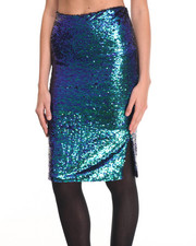 Cyber Monday Shop - Women - Sequin Skirt