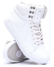 Sneakers - Pop Tart Grid Girls Sneaker (10-4)
