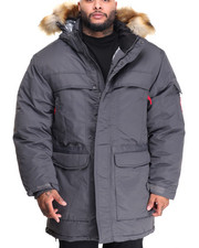 Men - K 2 Down Heavy Parka Jacket